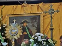Pod patronatem Dziennika Parafialnego. Uroczystości odpustowe z błogosławieństwem zwierząt w Diecezjalnym Sanktuarium Świętego Rocha w Mikstacie