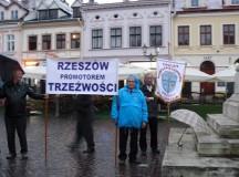 Rzeszów promotorem trzeźwości. VII Rzeszowski Marsz na Rzecz Trzeźwości