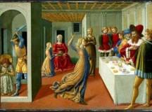 Jan Chrzciciel – zginął ścięty mieczem na skutek intrygi żony Heroda
