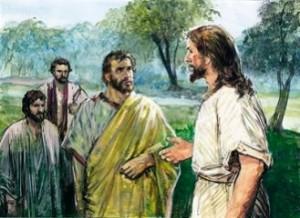 jezus piotr