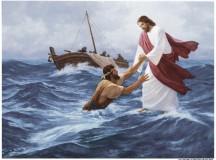 Dziewiętnasta Niedziela Zwykła, 10 VIII 2014 – komentarz do Ewangelii