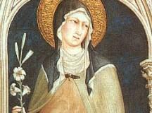 Św. Klara – współpracownica św. Franciszka, patronka telewizji