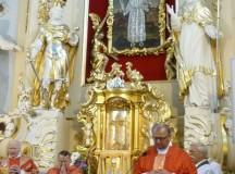 V Antoniański Dzień Skupienia w Sanktuarium w Ratowie