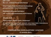 Pod patronatem Dziennika Parafialnego. II Festiwal Kultury Ziemi Zawkrzeńskiej w sanktuarium w Ratowie