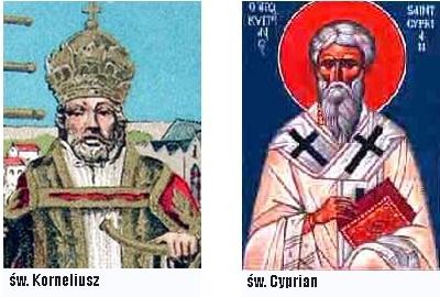 korneliusz i cyprian