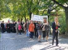 Marsz różańcowy w intencji Ojczyzny w Rzeszowie