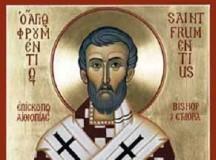 Św. Frumencjusz – ojciec chrześcijaństwa w Etiopii