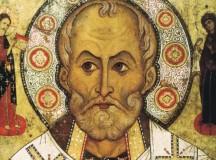 Św. Mikołaj – biskup z Miry, a nie brodacz w czerwonym kubraczku