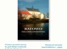 Promocja książki o Ratowie (zapowiedź)