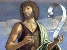 Uroczystość narodzenia św. Jana Chrzciciela, 24 VI 2018 – komentarz do Ewangelii