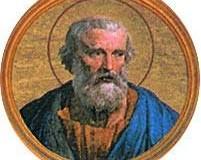 Św. Fabian – Duch Święty w postaci gołębicy wskazał Go na papieża