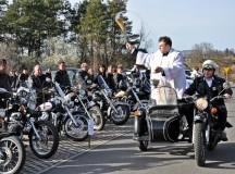 Rozpoczęcie sezonu motocyklowego w mikstackim sanktuarium