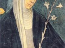 Św. Katarzyna Sieneńska – mistycznie zaślubiona z Chrystusem