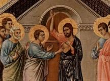Niedziela w Oktawie Wielkanocy, 8 IV 2018 – komentarz do Ewangelii