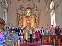 Obchody 3 Maja w mikstackiej parafii