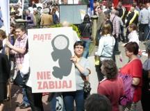 Marsz dla Życia i Rodziny w Rzeszowie, 31 marca 2015 (fotogaleria)