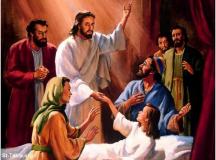 Trzynasta Niedziela zwykła, 28 VI 2015 – komentarz do Ewangelii