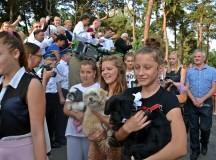Uroczystości odpustowe z błogosławieństwem zwierząt w mikstackim sanktuarium