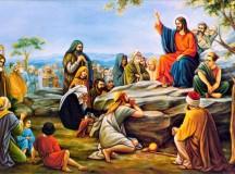 Trzydziesta Pierwsza Niedziela Zwykła, Uroczystość Wszystkich Świętych, 1 XI 2015 – komentarz do Ewangelii