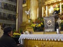 Rodzina JSJD śladami cudów eucharystycznych