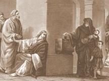 Trzydziesta Druga Niedziela Zwykła, 8 XI 2015 – komentarz do Ewangelii