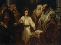 Pierwsza Niedziela po Narodzeniu Pańskim, Święto Świętej Rodziny, 27 XII 2015 – komentarz do Ewangelii