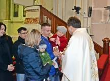 Niedziela Świętej Rodziny w  mikstackiej parafii