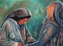 Czwarta Niedziela Adwentu, 20 XII 2015 – komentarz do Ewangelii