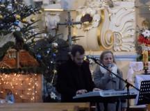 Pod patronatem Dziennika Parafialnego. Artyści zaprzyjaźnieni z sanktuarium św. Antoniego powitali Bożą Dziecinę w Płocku i Ratowie