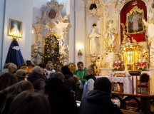Tobie Panie zaufałem! W sanktuarium św. Antoniego w Ratowie odbyły się rekolekcje dla osób chorych i cierpiących
