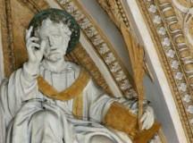 Święci z Kanonu Rzymskiego. Św. Sykstus I, papież z początku II w.