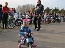 Święto Miłosierdzia Bożego w mikstackiej parafii. Rozpoczęcie sezonu motocyklowego
