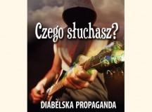 """""""Czego słuchasz? Diabelska propaganda"""". Książka o muzyce jako demonicznym narzędziu"""