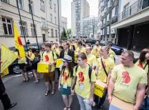 Inicjatorzy obywatelskiego projektu ustawy zakazującej aborcji złożyli w Sejmie ponad 450 tys. podpisów