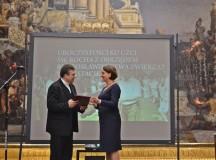 Mikstackie uroczystości odpustowe na gali w krakowskich Sukiennicach