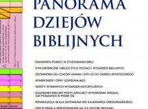 Panorama dziejów biblijnych. Nowa książka Oficyny Wydawniczej VOCATIO