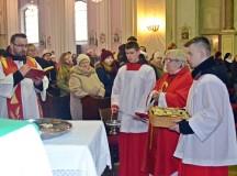 Uroczystości odpustowe ku czci św. Agaty w mikstackiej parafii