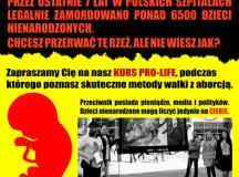 Kurs dla prolajferów w Rzeszowie