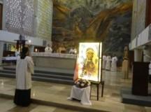 Pożegnanie Ikony Częstochowskiej z Meksykiem