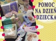 Upominek od obrońców życia: pakiet pielęgnacyjny dla maluszka na Dzień Dziecka