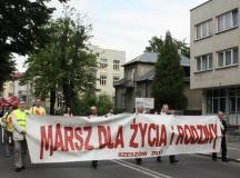 Marsz dla życia i rodziny w Rzeszowie, 11 czerwca 2017 (fotogaleria)