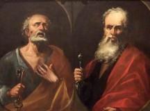 Ulubione modlitwy. Litania do świętych apostołów Piotra i Pawła