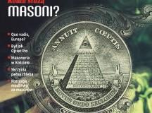 """Komu służą masoni? Lipcowy numer """"Egzorcysty"""""""