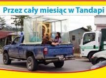 Ikona Częstochowska w Ekwadorze