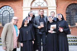 """Film """"Oblicze miłosierdzia"""", wyprodukowany przez Rycerzy Kolumba, zostanie pokazany podczas Festiwalu Filmów Chrześcijańskich Arka 2017"""