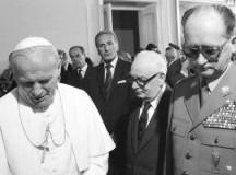 Jan Paweł II wobec wprowadzenia stanu wojennego w Polsce
