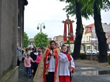 Dni krzyżowe w mikstackiej parafii