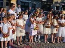 Mikstaccy parafianie uczcili Najświętsze Serce Pana Jezusa