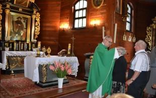 Dzień chorych i starszych przy relikwiach bł. Hanny i św. Rocha w mikstackim sanktuarium. Pod patronatem DP
