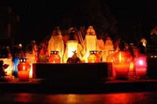 Odpusty za zmarłych od 1 do 8 listopada